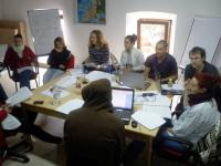 "Young people form 3 Croatian counties developing document ""The Voice of Youth"""
