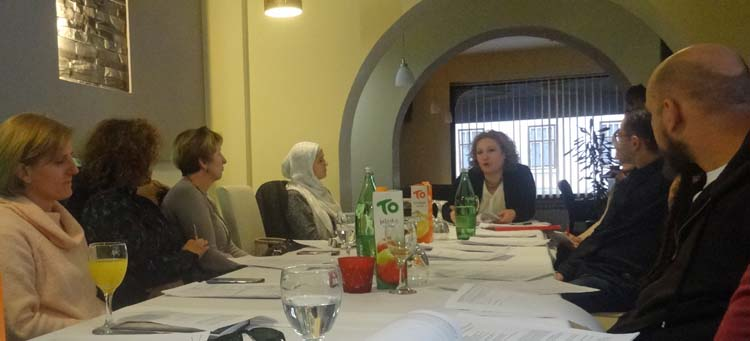 Town of Sisak Committee for Development of Volunteering, 4th Session