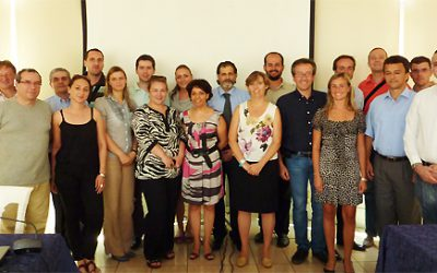 Meeting in Tirana for the future of the Microcredit project in South Eastern Europe