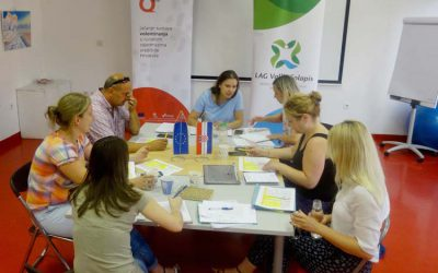"""New EU project """"Q25 – Strengthening Volunteering' System in Rural Communities of the Central Croatia"""" kick-off"""