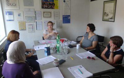 Sisak Volunteer' Network project kick-off meeting