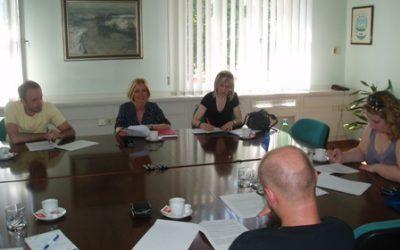 Held 3rd meeting of Sisak Local volunteering policy development Working group