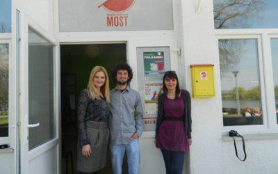 Opened local voluntary services in Vrginmost, Ozalj, Laktaši and Gradiška