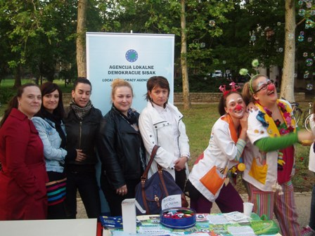 LDA Sisak participated at the celebration of the Family Day