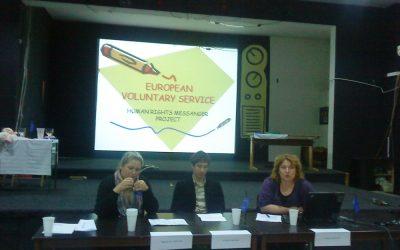 Public presentation of E-PANELS project in Sisak