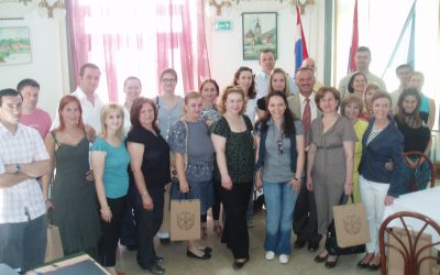 INTACT project: Study visit in Sisak