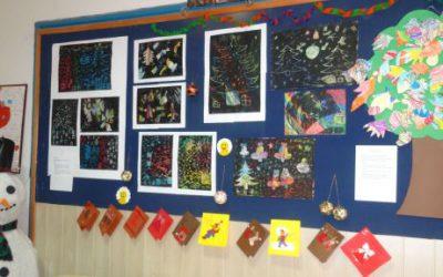 Christmas exhibition in Children Home Vrbina Sisak