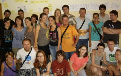 "Volunteers' camp ""Smile"" held in Banja Luka"