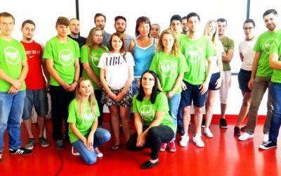 Participants of active citizenship education visited association Carpe Diem in Karlovac