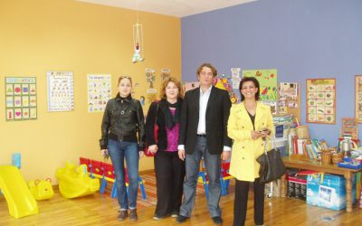 Study visit to ACRO organisation in Greece