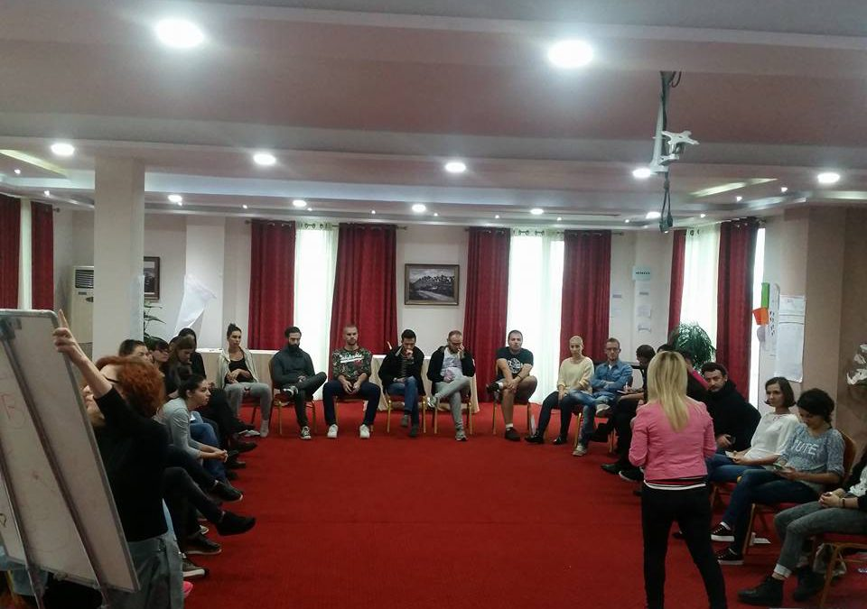 Participants from Sisak successfully finished international training of trainers in youth social entrepreneurship education