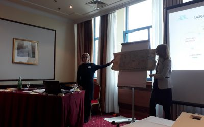 "The first module of the Training Academy ""Training for Trainers – TOT"" held in Zagreb"