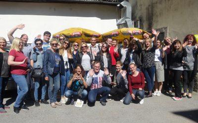 New 24 volunteer' coordinators educated at the latest training on volunteer management