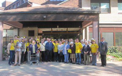 "Cross-border volunteer camp ""Golden fibula"" in Sisak"