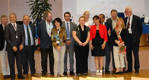 Oriano Otočan, Istria region, new President of the Association of the Local Democracy Agencies