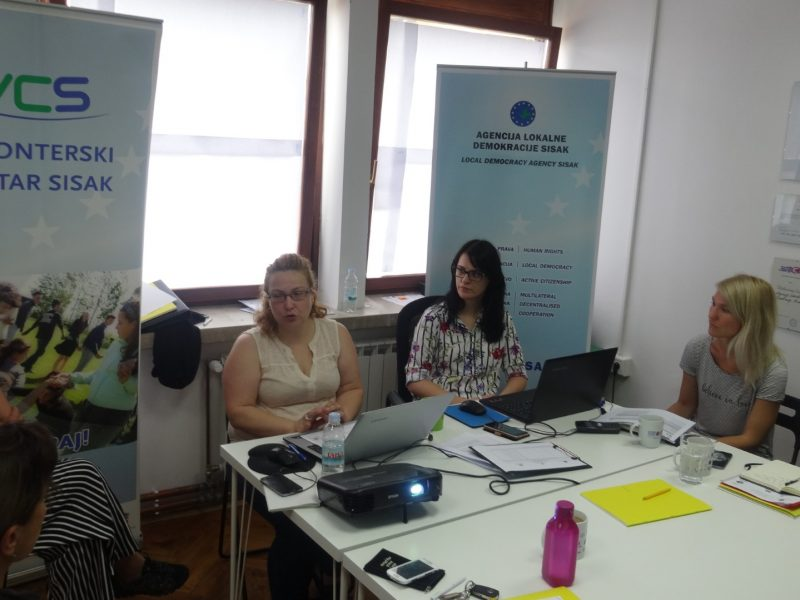 New cooperation in the field of sustainable development
