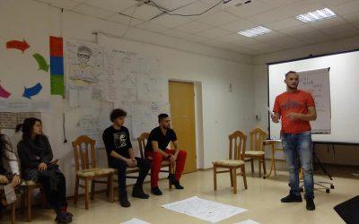 Training seminar on digital tools held in Slovenia