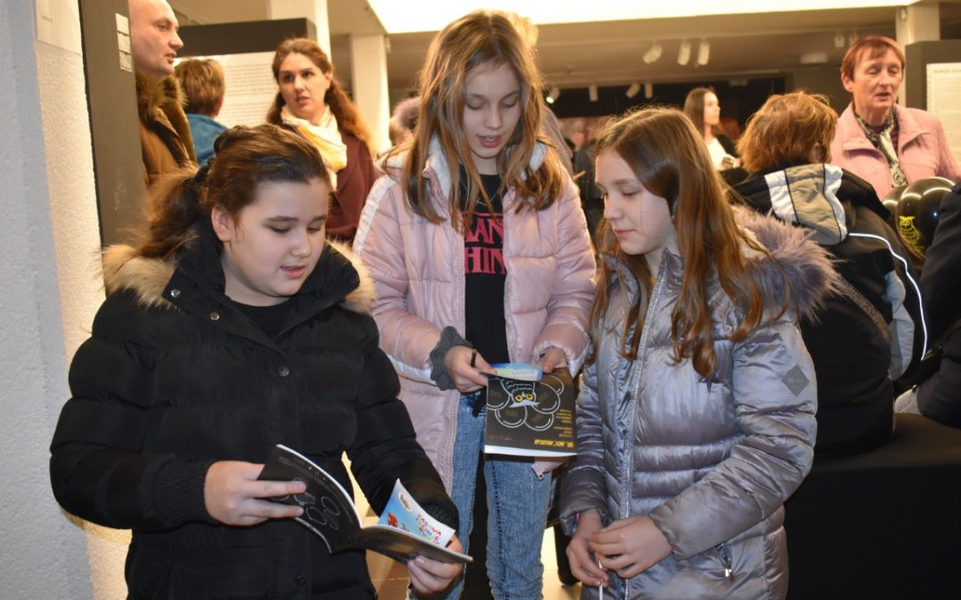 "Volunteers participate in Sisak's ""Nights of Museums 2020"""