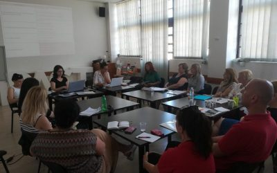 "The first partnership meeting within the project ""Future: for us and for you!"" was held in Čakovec"