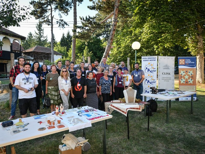 An exchange of good practices on cultural heritage took place in Knjaževac