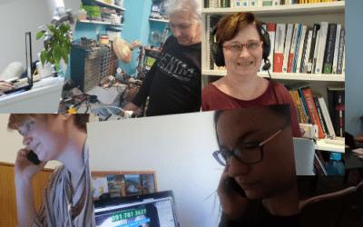 Sisak good practice examples of volunteering during a pandemic