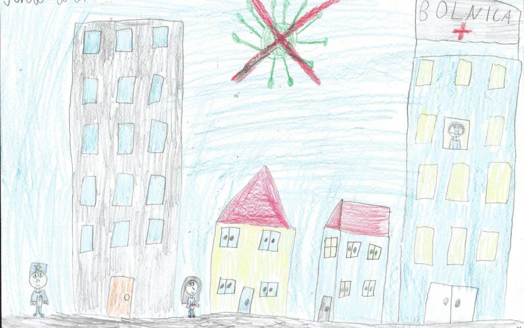 Osnovnoškolci volonteri imaju rješenje u borbi protiv koronavirusa
