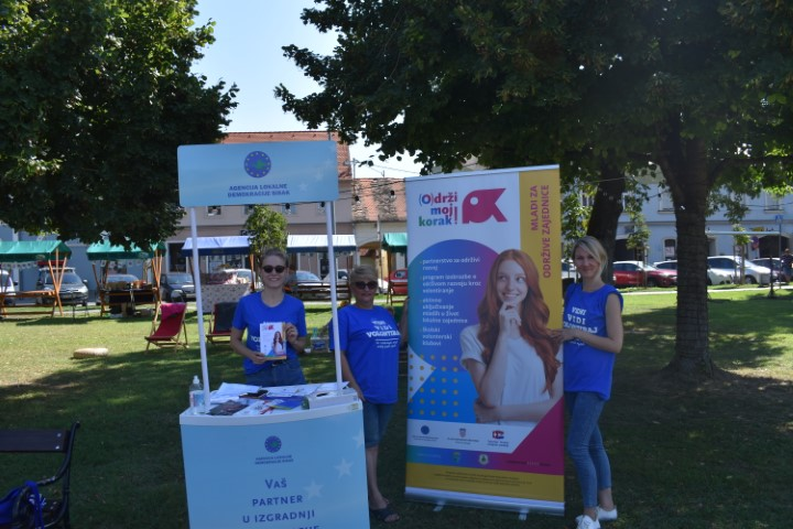 Info days of the Volunteer Center Sisak were held