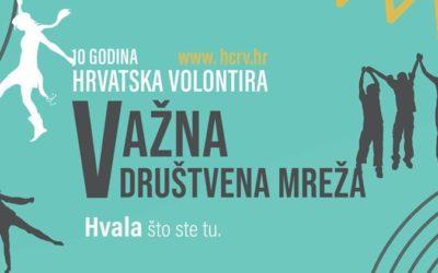Hrvatska volontira 2020. – Poziv i upute za prijavu volonterskih aktivnosti