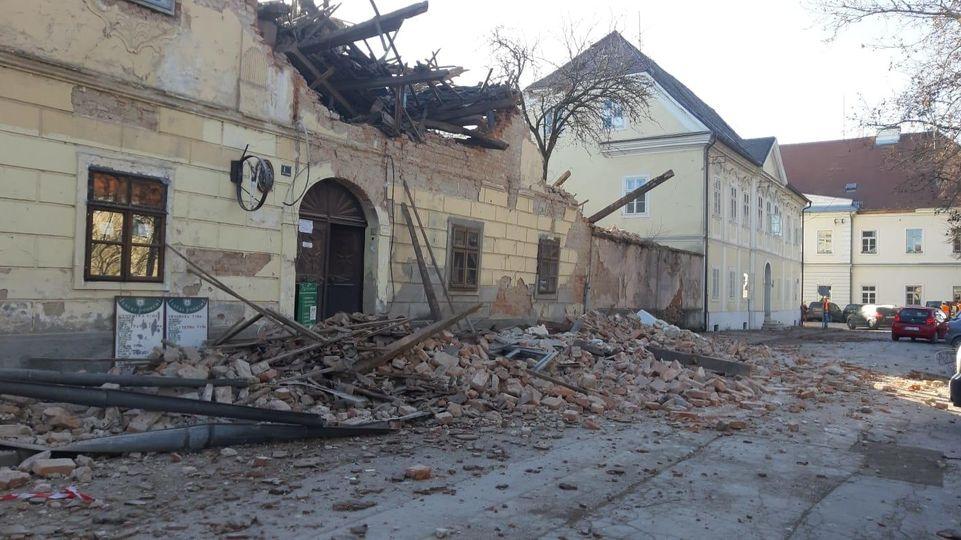 Apel solidarnosti za uspostavljanje krizne financijske pomoći OCD-ima na potresom pogođenom području