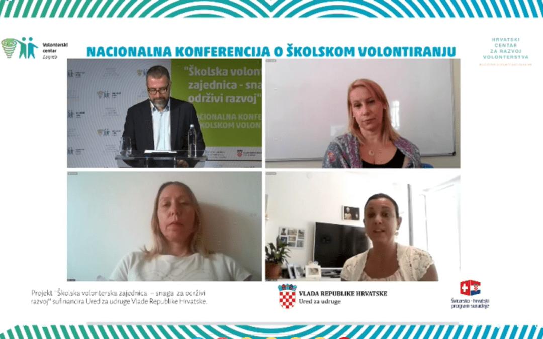 Misija razvoja volontiranja u osnovnim i srednjim školama