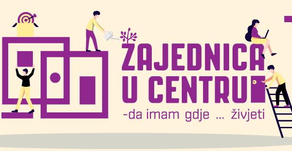 U tijeku je crowdfunding kampanja #daimamgdje – okupljamo našu zajednicu u društveno-kulturnim centrima
