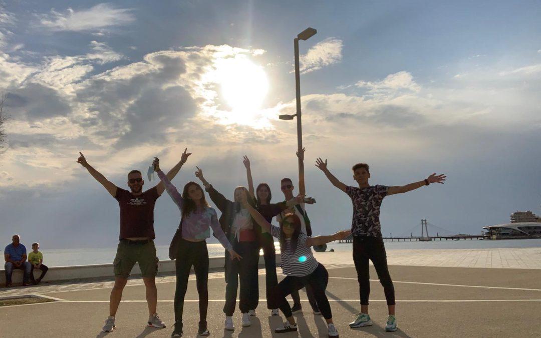 """""""Mir je put""""- doživljaji mladih sa razmjene u Albaniji"""