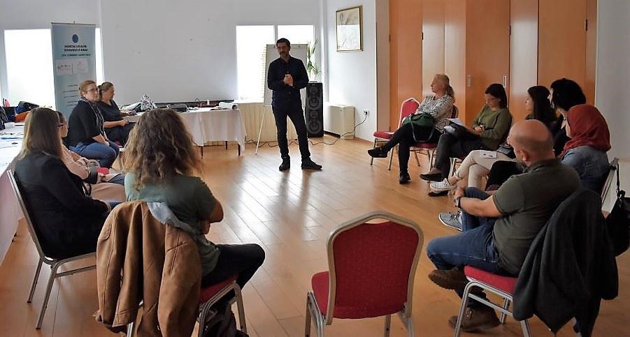 Zajedničko planiranje prostora budućeg društveno-kulturnog centra u Sisak