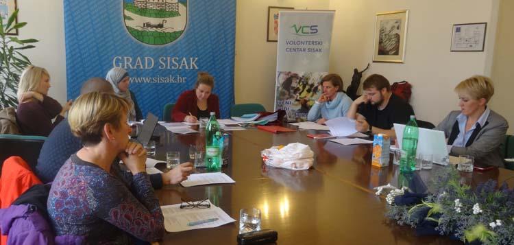 Otvoren Javni poziv za predlaganje kandidata za članove Povjerenstva za razvoj volonterstva Grada Siska